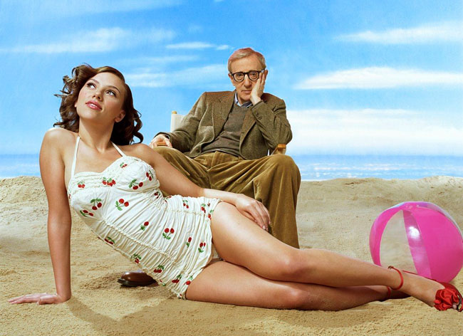 Woody Allen a Estartit