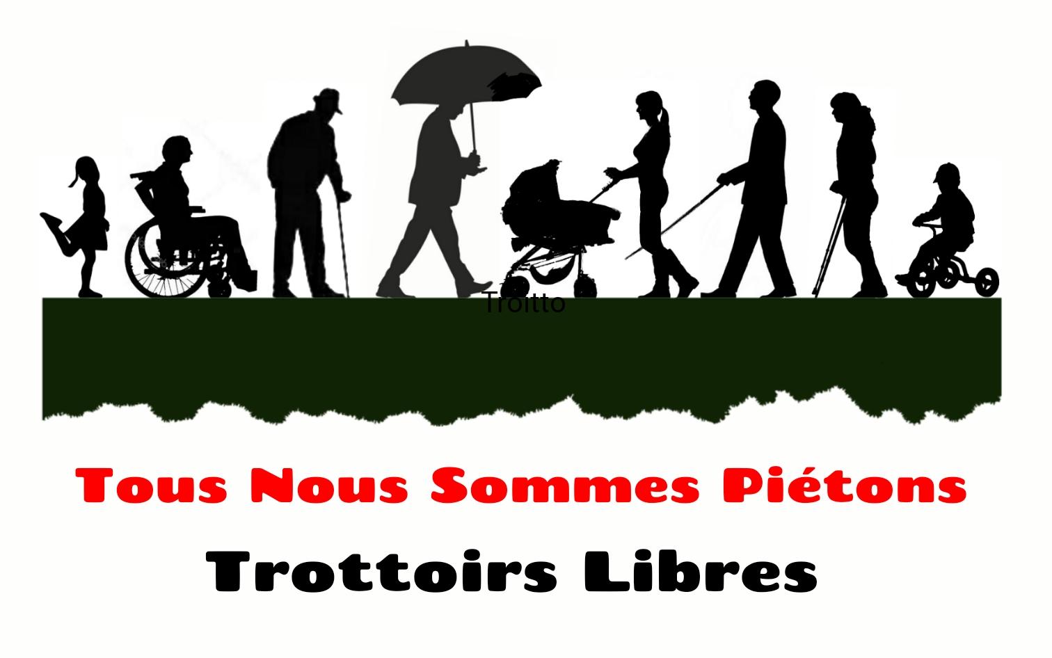 Piétons Trottoirs Estartit Torroella Montgri
